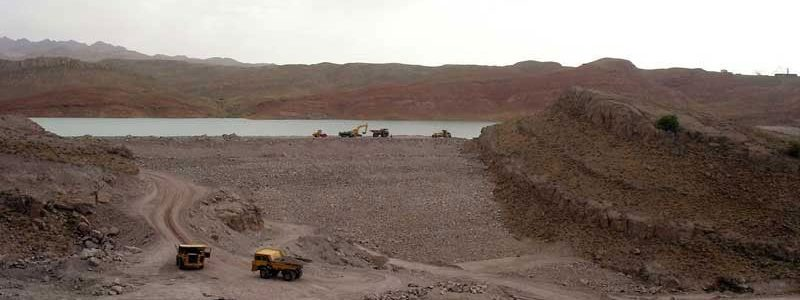 Mine tailings dam operations executive Meiduk
