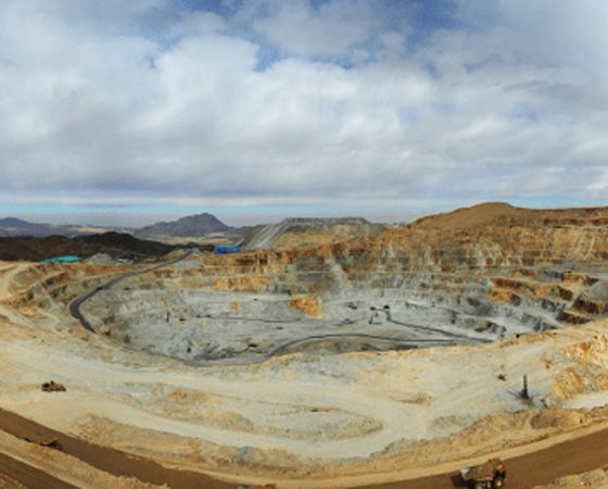 Stripping and mine operations Miduk