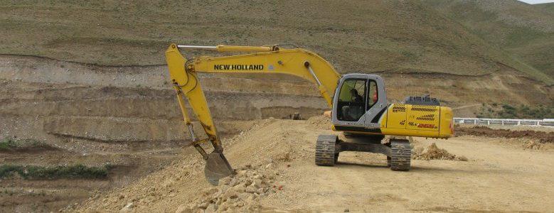 Mine tailings dam operations executive Sungun