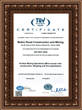 ISO 9001 certification in Quality Management