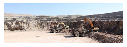 Chah-Firuzeh Copper Mine