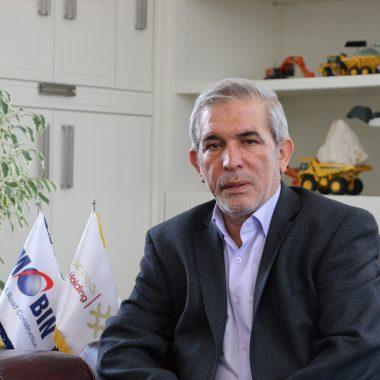 حاج ابوالقاسم شفیعی بنیانگذار شرکت راهسازی و معدنی مبین و رئیس انجمن سنگ ایران به دیار حق شتافت.