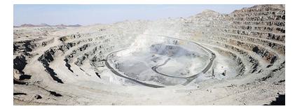 عملیات استخراج و باطله برداری معدن مس دره زار