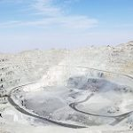 Mining and stripping operations of Chah Gaz Iron Ore Mine