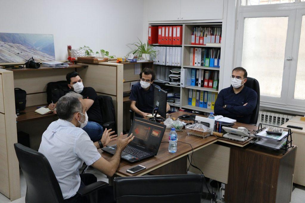 برگزاری دوره تخصصی و اختصاصی برنامهریزی استراتژیک در معادن روباز
