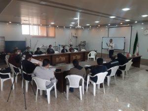 برگزاری دوره آموزش کمک های اولیه جهت پرسنل پروژه سونگون